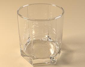 Wide Glass 3D print model