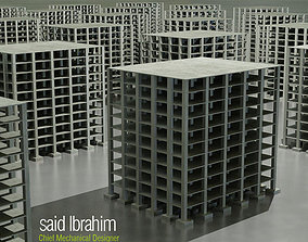 residential-building 3D Building