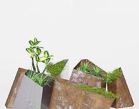 3D Planterworx element pot