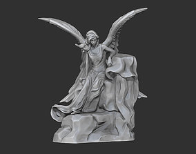 art 3D printable model Angel