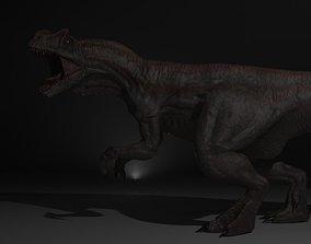 animated 3DAllosaurus 20