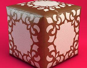 Ottoman dice 3D