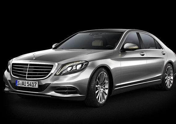 Mercedes Renders