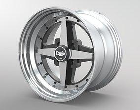Wheels Work Equip 01 3D model