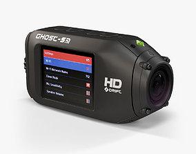 Drift Ghost-S action camera 3D model
