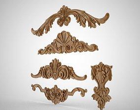 3D print model Carving Ornamentation