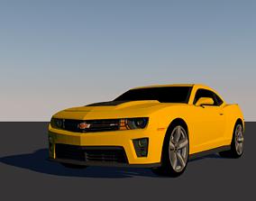 Chevrolet Camaro 2013 3D model