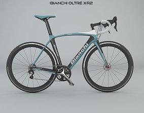 3D model Bianchi Oltre XR2 Racing Bike