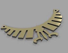 Zelda inspired Necklace 3D Model scans