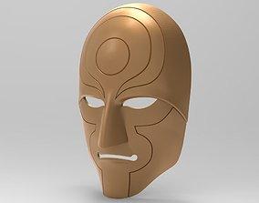 3D printable model STL MASK - Amon