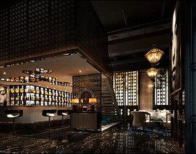 3D Bar Space 028
