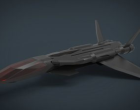 Spy SpaceShip 3D model