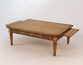 Salda 8496 Small Table Louis XVI 3D