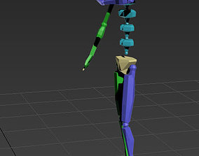 3D model Look at the watch 13