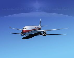Airbus A330-300 China Eastern 3D model