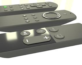 3D asset remote