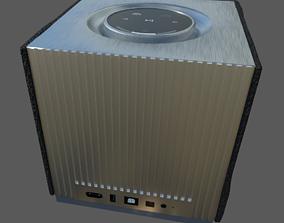 3D model Naim Mu-So Qb