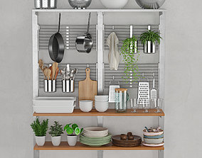 Kitchenware and Tableware 22 3D