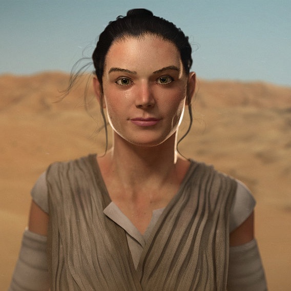 Just another day on Jakku