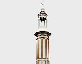Minar Mosque 3D model