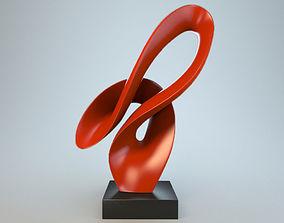 3D print model Sculpture Splash P