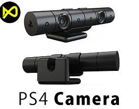 Sony Playstation PS4 New Camera 3D model