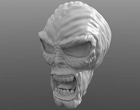 Eddie - Iron Maiden mascot -Printable model sculptures