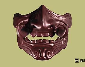 Ghost Of Tsushima - Jin Sakai Mask 3D printable model