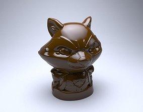 Racoon 3D printable model