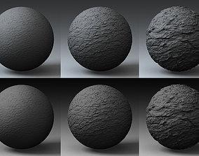 3D Displacement Landscape Shader 020
