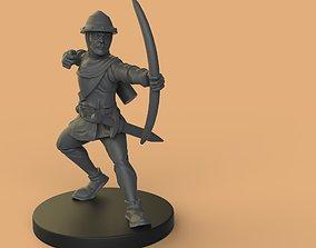 archer 3D printable model games-toys