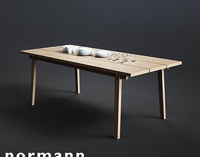 3D Normann Copenhagen Slice furniture