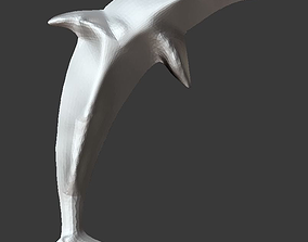 3D print model Dolphin figure