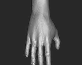 realtime 3D Hand Zbrush