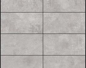 Yurtbay Seramik Ares Grey 300x600 Set 1 3D