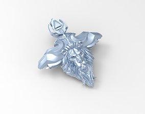 3D printable model Warcraft Alliance Necklace