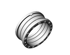 3D printable model U017BV ring