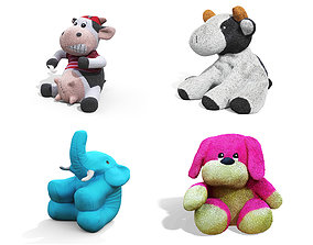 3D Toys Stuffed Pack