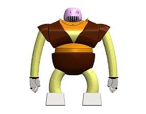 Boss Robot MAZINGA 3D printable model