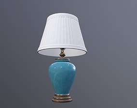 Table Lamp Game Ready 3D asset game-ready
