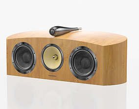 Bowers and Wilkins HTM2 D2 Cherrywood 3D