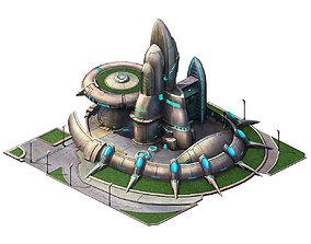 3D Mechanical Building - Fleet Lord 03