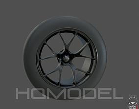 3D asset Generic Touring Tire Standard PBR