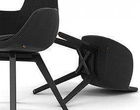 3D model Scoop Chair