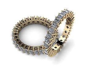 Eternity Jewelry Ring 008 3D printable model