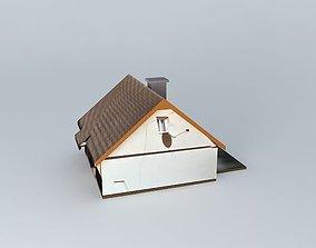 Butcher Baby's house 3D model