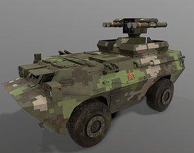 3D asset AFT-9 plus missile