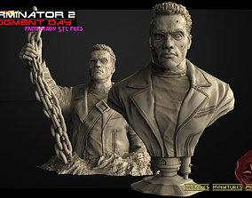 3D printable model Terminator2