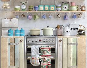 kitchen pan 3D model