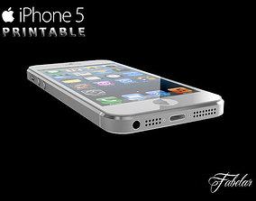 iPhone 5 FREE Printable